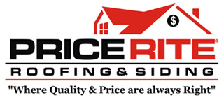 Price Rite Roofing & Siding - Picture of company logo.